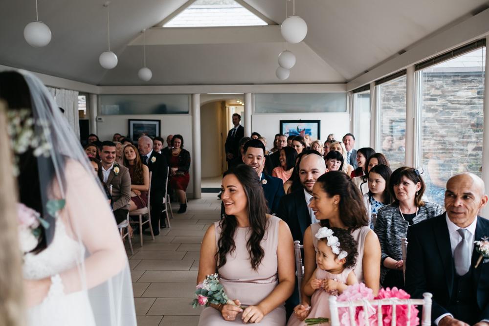 Inish Beg Wedding Civil Ceremony Boathouse